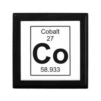 Co - Cobalt Jewelry Box