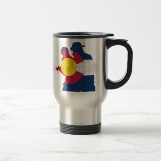CO firefighter mug