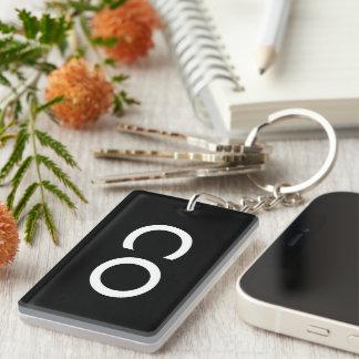 """""""Co"""" Keychain"""
