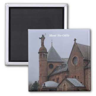Co.-Odile mount - 2 Inch Square Magnet