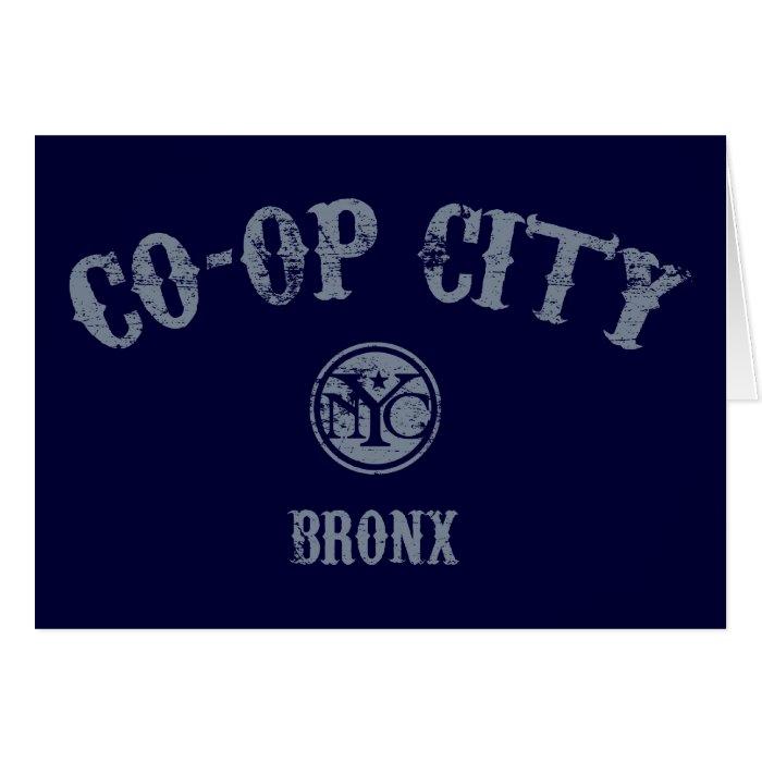 Co-op City Card