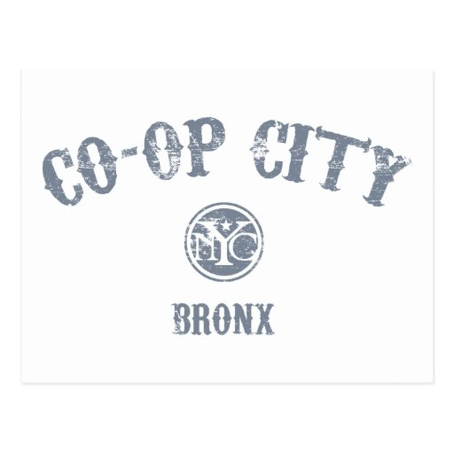 Co-op City Postcard