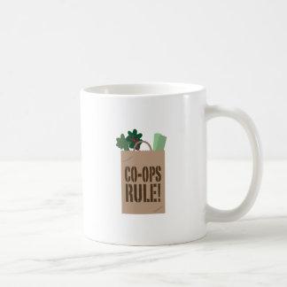 Co-Ops Rule! Coffee Mug