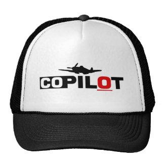 Co-Pilot: Overnight Flight Trucker Hat