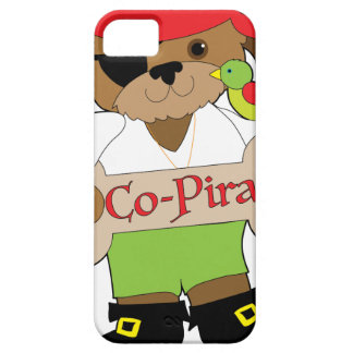 Co-Pirate Dog iPhone SE/5/5s Case