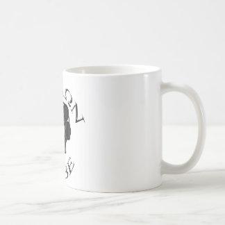 co-witness sights/molon labe mug