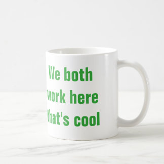 co-worker mug