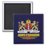 COA de Amsterdam Imán Cuadrado