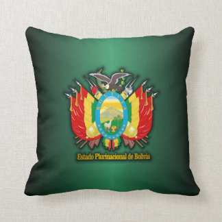 COA de Bolivia Cojín
