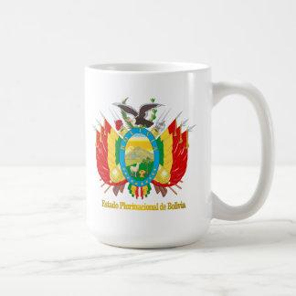 COA de Bolivia Taza