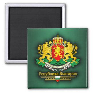 COA de Bulgaria Imán Cuadrado
