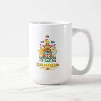 COA de Canadá Taza De Café