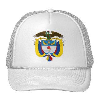 COA de Colombia Gorros