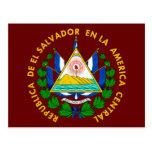 COA de El Salvador Postal