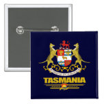 COA de Tasmania Pin