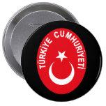 COA de Turkiye (Turquía) Pin