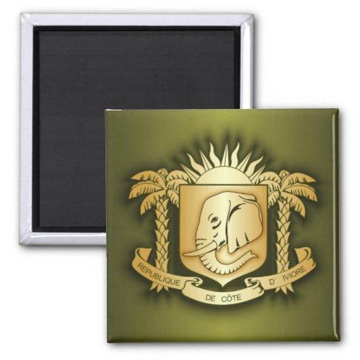 COA del d'Ivoire de Cote Imán Cuadrado