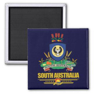 COA del sur de Australia Imán Cuadrado
