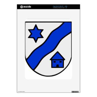 Coa_Donaustetten Calcomanía Para El iPad