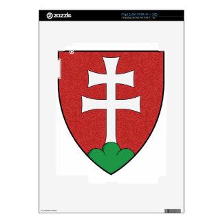 Coa_Hungary_Country_History_Lajos_I_ (1357). iPad 2 Calcomanía