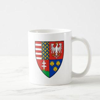 Coa_Hungary_Country_History_Lajos_I_(1370) Coffee Mug