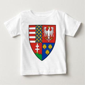 Coa_Hungary_Country_History_Lajos_I_ (1370) Playera De Bebé