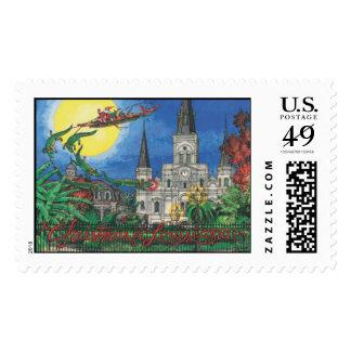 COA Jackson Sq Lg Stamp