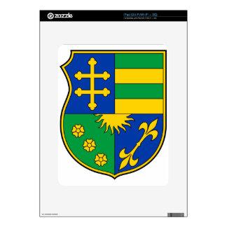 Coa_Romania_Country_History_Ștefan_cel_Mare_ Calcomanías Para El iPad