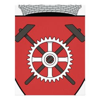 Coa_Romania_Town_Oravicabánya_History Letterhead