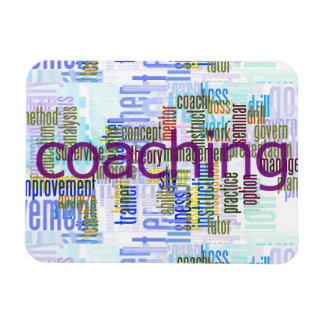coach-407290 coach tutor TYPOGRAPHY business mento Magnet