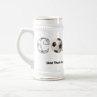 Coach Appreciation Gift 18 Oz Beer Stein