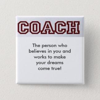 Coach Appreciation Pin