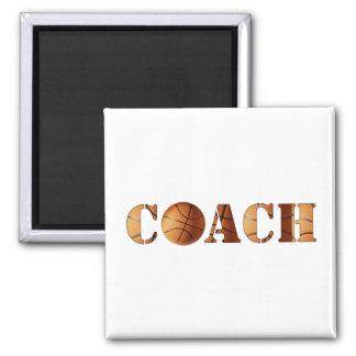 COACH (Basketball) Magnet