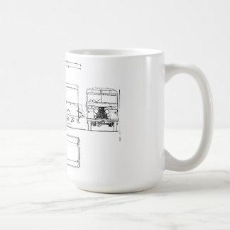 Coach builders Series I Coffee Mug