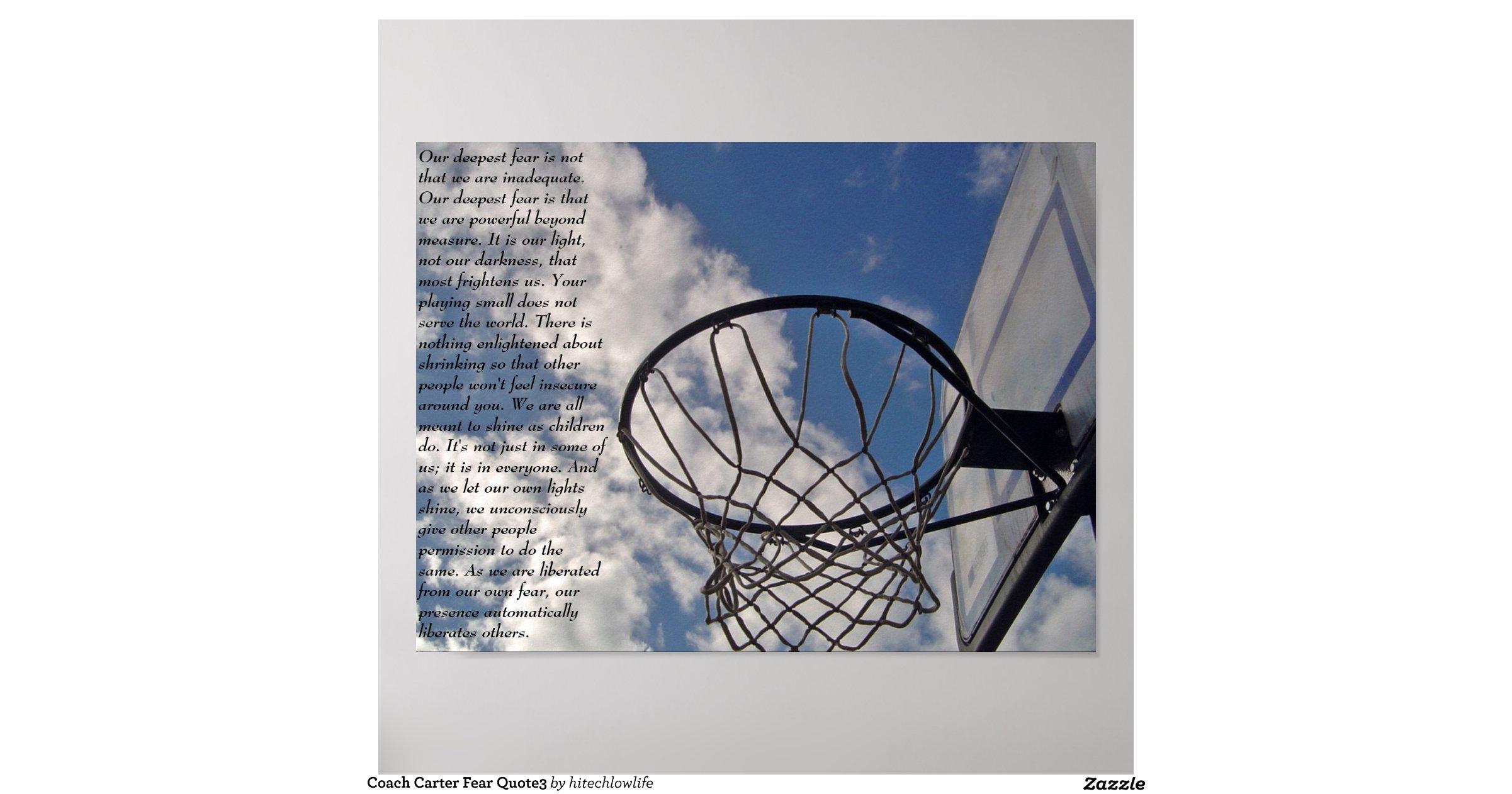 Rick Gonzalez Coach Carter