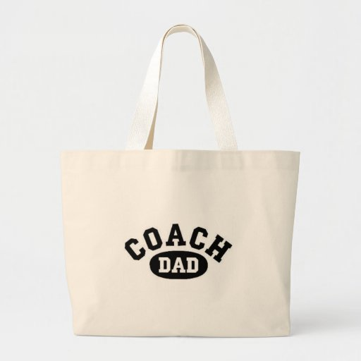 COACH DAD BAG