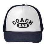COACH DAD MESH HAT