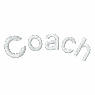 Coach Embroidered Polo Shirt