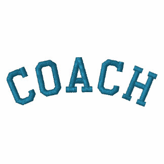 Coach Embroidered T-Shirt