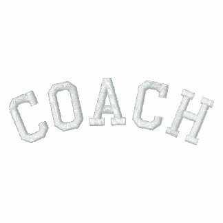 Coach Embroidered T-Shirt Embroidered Shirt