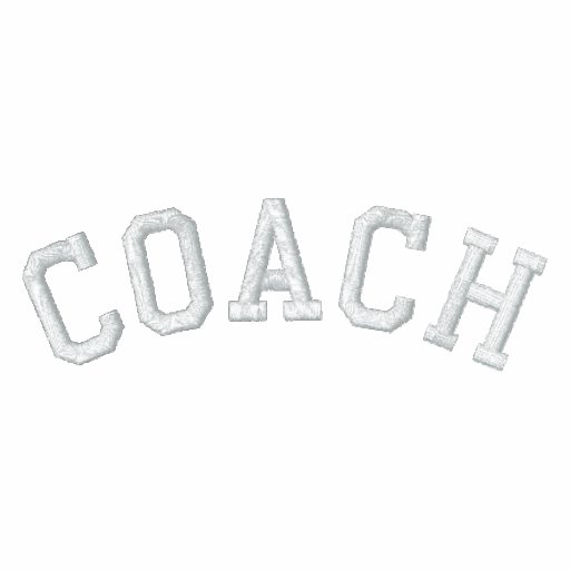 Coach Embroidered T-Shirt Polo