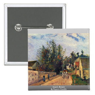 Coach, Ennery By Pissarro Camille Pins
