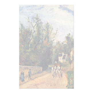 Coach, Ennery By Pissarro Camille Customized Stationery