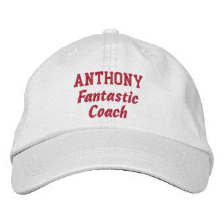COACH Fantastic Coach Custom Name Embroidered Hat