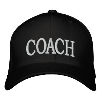 COACH Front and Back Hat Embroidered Hats