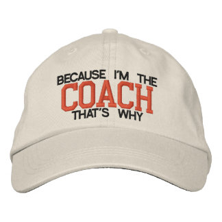 COACH GIFT HAT CAP Personalized Adjustable Hat sh Baseball Cap