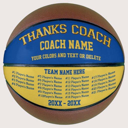 coach appreciation gifts end of season coach gift ideas