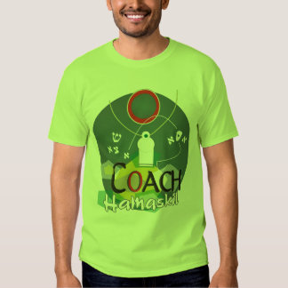 Coach HaMaskil Tee Shirt