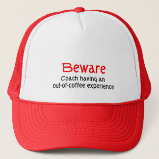 Coach Hat