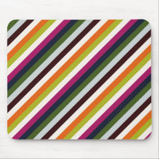 Coach legacy stripe mouse pad